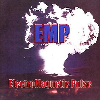 Barry Metcalf - Emp Electro Magnetpuls [CD] USA import