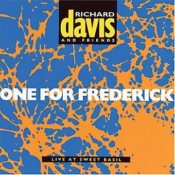 Richard Davis - en for Frederik [CD] USA import