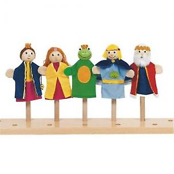 Goki Fingerpuppets Frog King (Toys , Preschool , Theatre And Puppets)