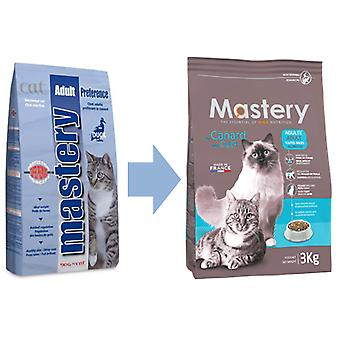 Mastery Adult Duck (Cats , Cat Food , Dry Food)