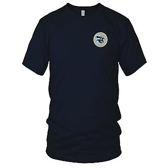 US Navy CVLG (N) 41 Night Fighter Group WWII Embroidered Patch - Kids T Shirt