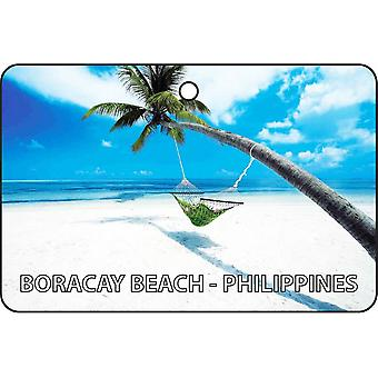 Boracay Beach - Philippines Car Air Freshener