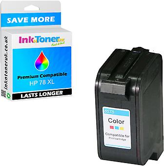 Compatible HP 78 Colour High Yield C6578AE Cartridge for HP Deskjet 955c