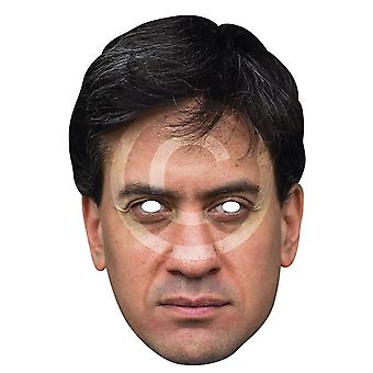Ed Miliband Card Mask ***