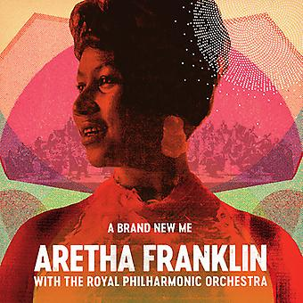 Franklin*Aretha - Brand New Me: Aretha Franklin with Royal [Vinyl] USA import