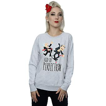 Disney Women's The Muppets Aged to Perfection Sweatshirt