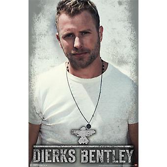 Dierks Bentley - Live Poster Print