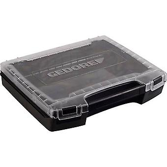 Assortment case (L x W x H) 367 x 316 x 72 mm Gedore No. of compartments: 1 fixed compartments