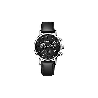 Wenger mens watch urban classic Chrono 01.1743.102