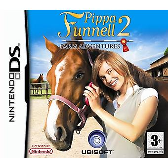 Pippa Funnell 2 Farm Adventures (Nintendo DS)
