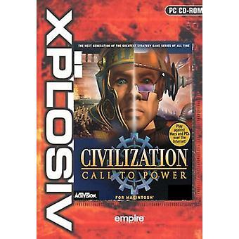 Civilisationen samtal till makten - Xplosiv utbud