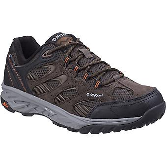 Hi Tec Mens Wild Fire Low I Breathable Waterproof Walking Shoes