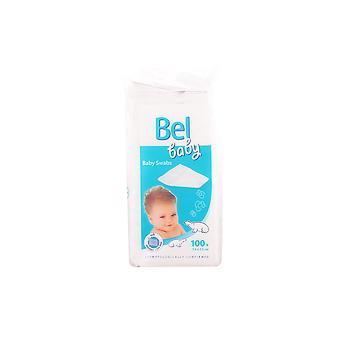 Bel Bel Baby Gasas No Tejidas 100 Pz Unisex