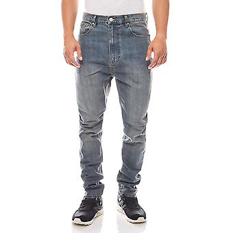 Tapered jeans men's sweet SKTBS Blau