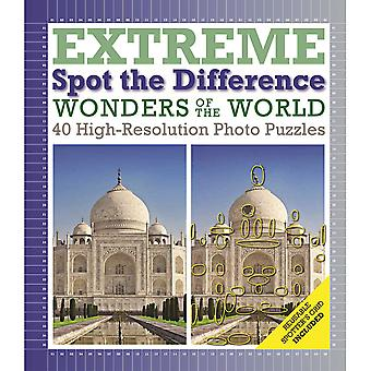Thunder Bay Press Books-Wonders Of The World:spot The Difference