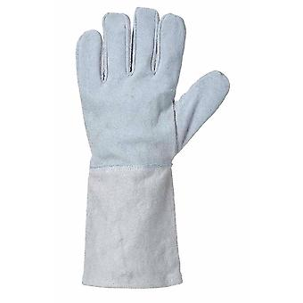 Portwest - Ambi Dex Welding Gauntlet Gloves (Sold Singly)