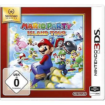Mario Party Island Tours seleziona Nintendo 3DS & 2DS USK: 0