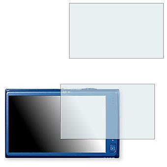 Canon PowerShot ELPH 320 HS display protector - Golebo crystal clear protection film