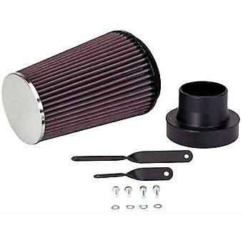 K&N 57-3504 FIPK Performance Air Intake System