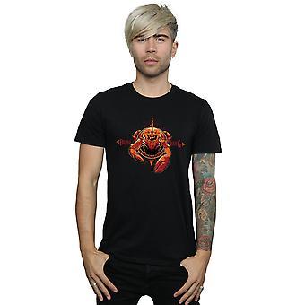 DC Comics Men's Aquaman Brine King T-Shirt