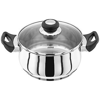 Judge Vista, 20cm Casserole, 2.4 Litre