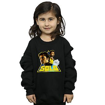 Star Wars jenter Solo Retro trekant Sweatshirt