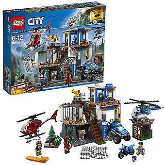 60174 LEGO City Mountain Office