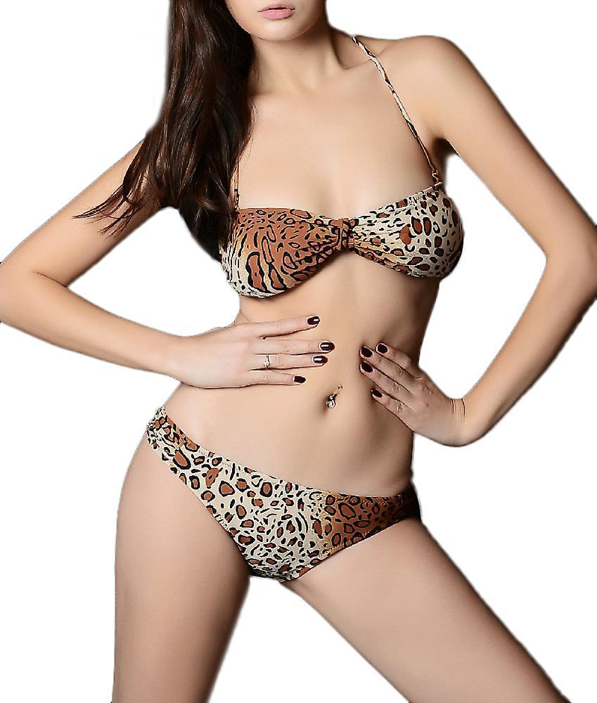 Waooh - Mode - Bikini motif léopard