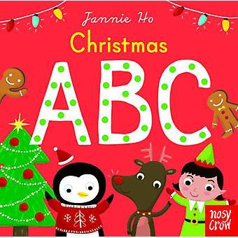 Christmas ABC by Jannie Ho - 9780857637604 Book