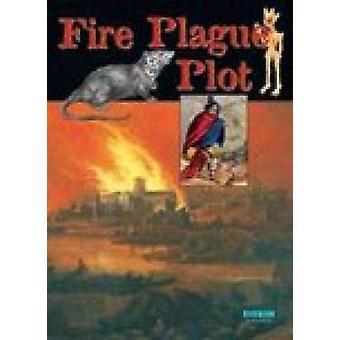 Fire Plague Plot by Peter Brimacombe - Jenni Davis - 9781841651330 Bo