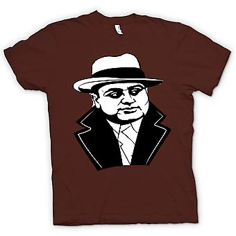 Kinder T-shirt - Al Capone - Gangster