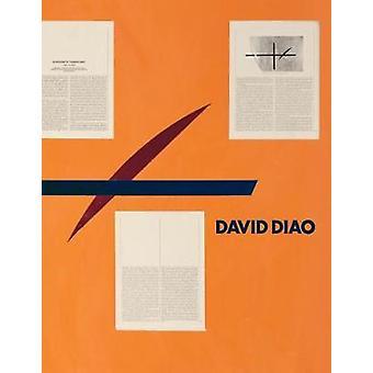 David Diao by David Diao - 9783791356174 Book