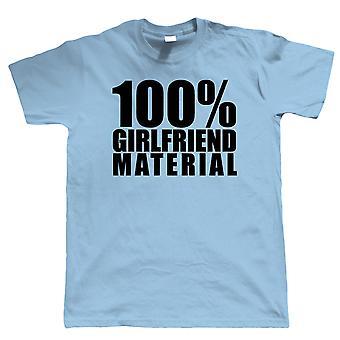 100% kjæreste materiale, Mens T-skjorte