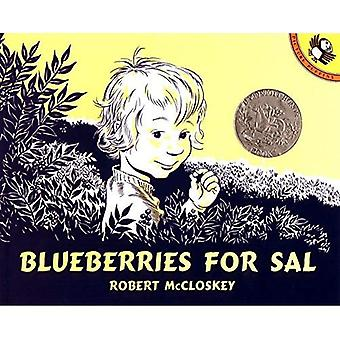 Blueberries for Sal (Picture Puffin)