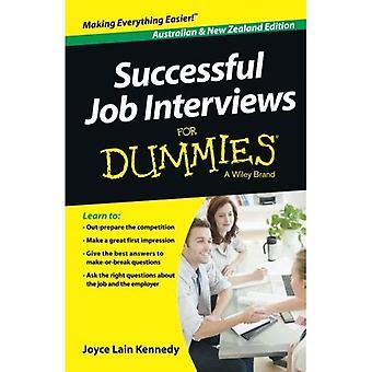 Successful Job Interviews For Dummies (For Dummies Series)