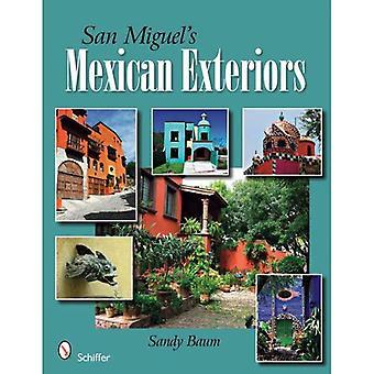 Exterior mexicano de San Miguel