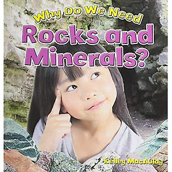 Why Do We Need Rocks and Minerals? (Natural Resources Close-up)