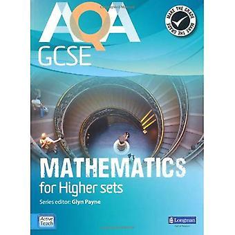AQA GCSE Mathematics for Higher Sets Student Book