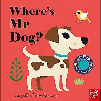 Où est Monsieur chien? (Volets a estimé) [cartonné]
