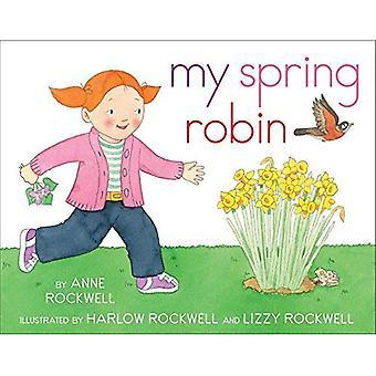 Mijn lente Robin