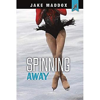 Spinnen weg (Jake Maddox Jv meisjes)