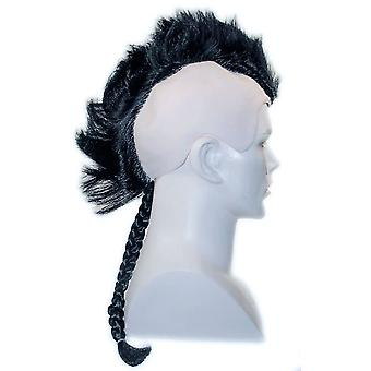 Native American Braided Wig Black