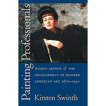 Målning professionell vid Swinth & Kirsten