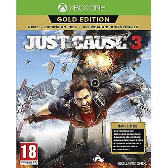Just Cause 3 Gold Edition Xbox 1 Spiel