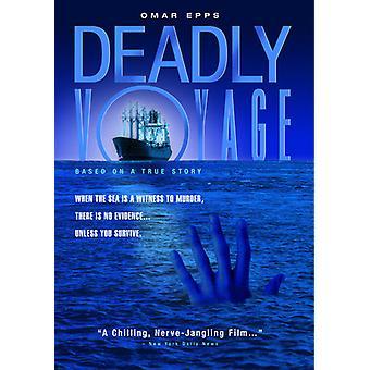Dødbringende Voyage [DVD] USA importerer