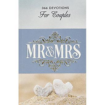 MR & Mrs Devotional Hardcover Book - 9781432124540 Book