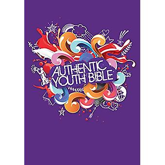 ERV Authentic Youth Bible Purple - 9781860248214 Book