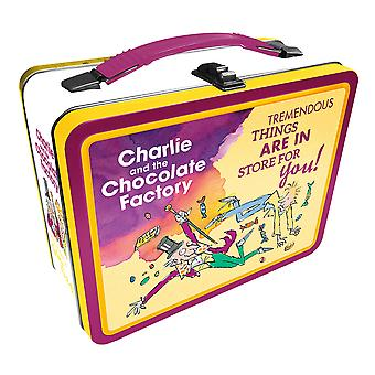 Roald Dahl Charlie Tin Carry All Fun Box