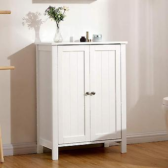 Bathroom cabinet with two doors
