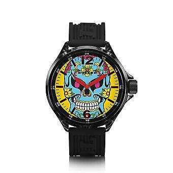 Holler Tuff  Yellow Watch HLW2453-3